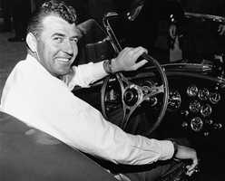 Decades after a heart condition forced him to retire from racing, Carroll Shelby still loved to drive muscle cars. Well into his 80s, the legendary car designer spent hours testing his last Mustang Shelby GT500, which sets a new record for horsepower and hits a top speed of more than 200 miles per hour. (January 11, 1923 – May 10, 2012)