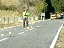 BU officials said another student, Margaret Theriault, of Salisbury, was airlifted to a hospital in Taupo and was in critical condition.