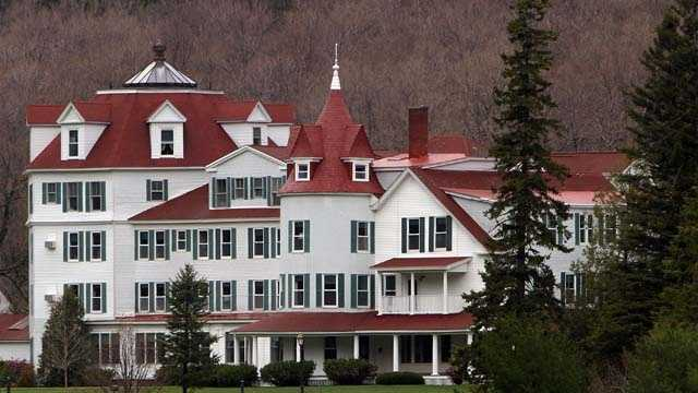 Balsams Hotel Auction