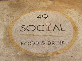 For fine dining along Temple Place...try 49 Social.