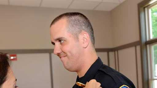 Fired Ashland Police sergeant Greg Fawkes