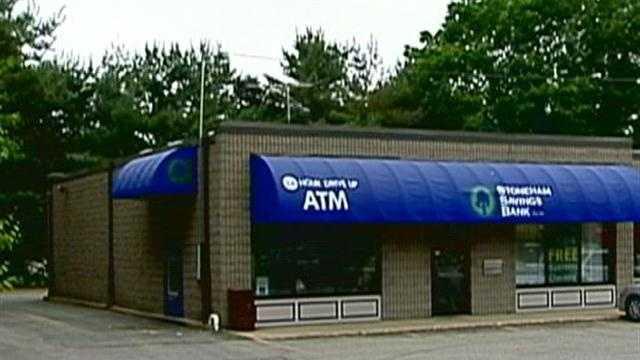 Woman robbed at gunpoint at drive-up ATM