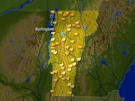 The number of cheese makers in Vermont has increased four-fold in the last decade.