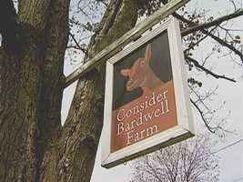 """Consider Bardwell Farm"" is considered a premier cheese maker."