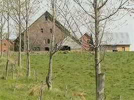 """The grandparents, """"Oma and Opa,"""" purchased the farm in 1959."""