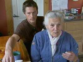 """The cheese is called """"Oma,"""" which is German for grandmother. In this instance, Oma is Erika von Trapp."""