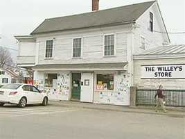 Willey's Market, five generations and counting, has good deals on local cheese.