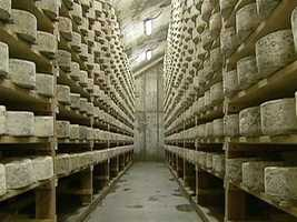 "Success came when Cabot asked the cellars to age its English style cloth bound cheddar, which was awarded an American Cheese Society ""Best in Show""."