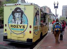 Roxy's at Copley Square, one of several locations