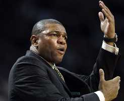 Doc Rivers has a Twitter account set up in his name but has not sent out a Tweet.  Over 3,400 followers are waiting!