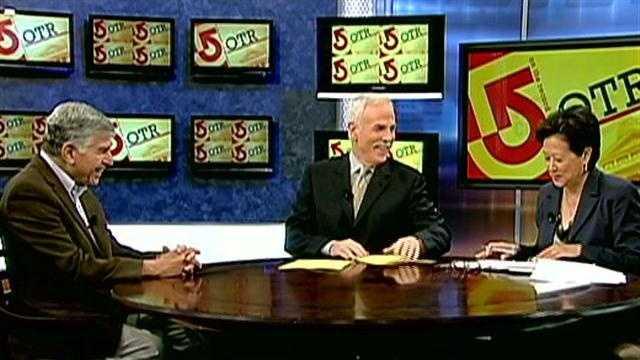 On the Record: Michael Dukakis Segment 2