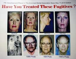 This wanted poster was released a few days before Greig and Bulger's capture. The government alleged that Greig conspired for 16 years to protect Bulger from being discovered.