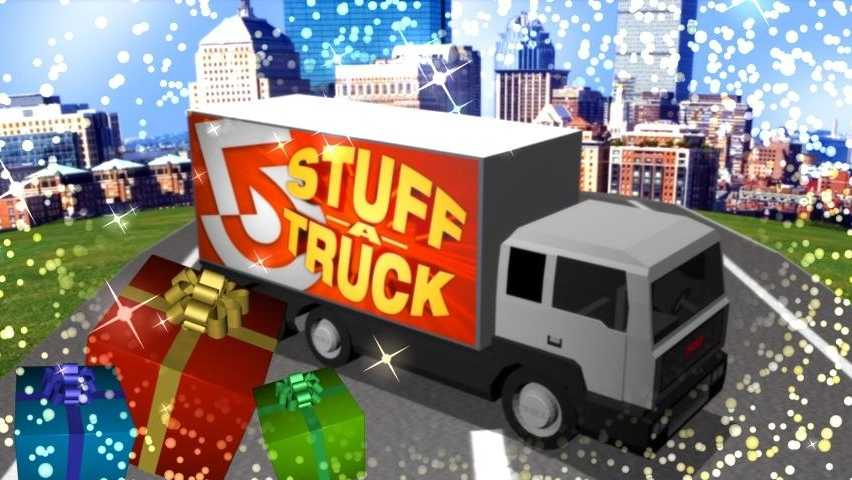 STUFF A TRUCK FULL - 29843092