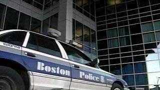 Boston Police car - 4169888