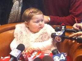 """Avalanna Routh, 6, lost her battle with a rare form of brain cancer on Sept. 26. Known as """"Mrs. Bieber,"""" the Merrimac girl made headlines when she met the pop star in February and was featured on the televised """"Stand Up To Cancer"""" fundraiser."""