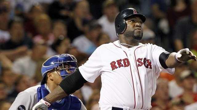 Red Sox Papi grand slam Ortiz ap pic - 28690339