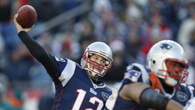 Tom Brady - AP - 30069729