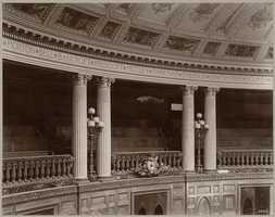 Inside the House of Representatives hangs a wooden codfish, called the Sacred Cod that signifies the importance of the fishing industry to the Commonwealth.