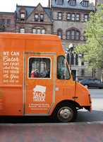 The Taco Truck at the Copley location