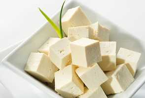 Tofu, tempeh, and other soy products are low-calorie, nutrient-rich sources of protein.