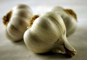 One or two cloves of garlic daily can decrease blood pressure and improve blood flow.