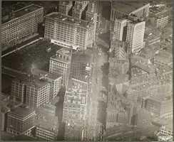 The Park Square area in 1930.
