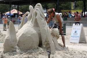 The competition draws hundreds of thousands of spectators over a July weekend to Revere Beach.