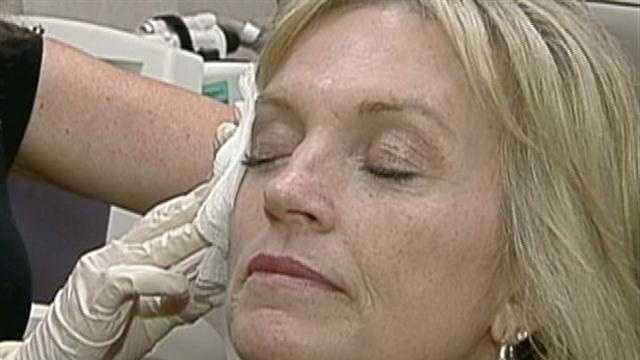Local cosmetic surgeon combines yoga with botox
