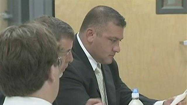 Cop who hurled slur at Crawford fired