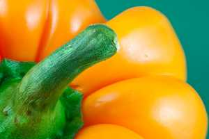 Peppers are also a good source of Vitamin C.