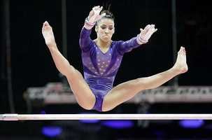 Raisman accepted the mantle of captain as the team's oldest and most experienced gymnast, but she was also the security blanket. Raisman has a metronome-like consistency to her performance.