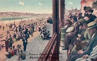 A postcard from 1910.