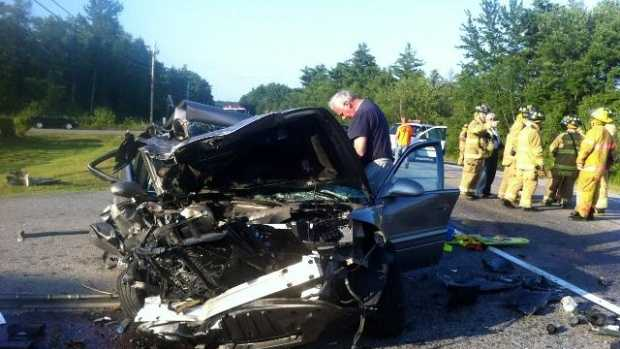 Lebanon Maine Crash
