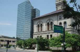 #49 (tie) In 2012, Worcester had a residential property tax rate of $16.98 per thousand dollars of assessed valuation.