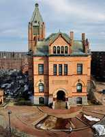 #78 (tie) In 2012, Brockton had a residential property tax rate of $16.14 per thousand dollars of assessed valuation.