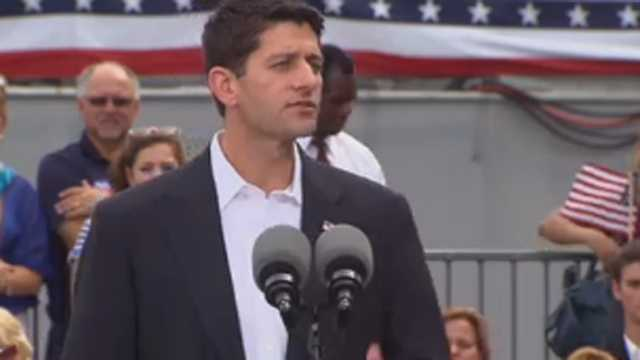Paul Ryan vp pick