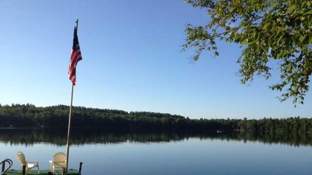 Kimball pond
