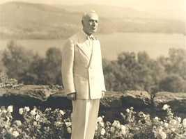 But the vision of a world class summer music festival belongs to legendary Boston Symphony director Serge Koussevitsky.