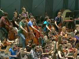 To operate Tanglewood, they employ about 700 people...not including the BSO and their staff.