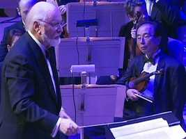 John Williams has penned scores to more than 100 films...