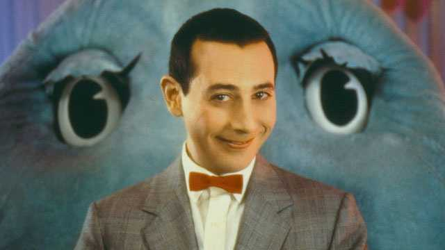 Paul Reubens as Pee-Wee Herman in Pee-wee's Playhouse