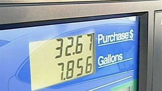 Gas prices rise as refineries shut for Isaac