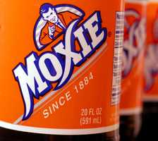 Moxie was one of the first mass-produced soft drinks in the United States.  It was first made in Lowell in 1876 and remains a regional favorite among some in New England.