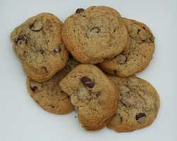 The Tollhouse -- or chocolate chip cookie -- was invented in Whitman in the 1930s.