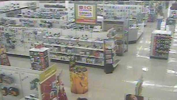 K-Mart Surveillance
