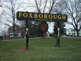 28) Foxborough - $666,801