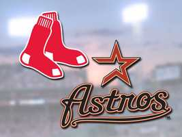 The Houston Astros will now be a regular opponent of the Red Sox. They switch to the American League in 2013. Their first trip to Fenway Park is in late April.