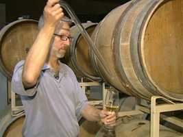 Producing a string of award winning wines at the Westport Rivers Vineyard and Winery.