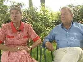 Susan and Earl Sampson built Sakonnet Vineyards...and were waiting for the right buyer.