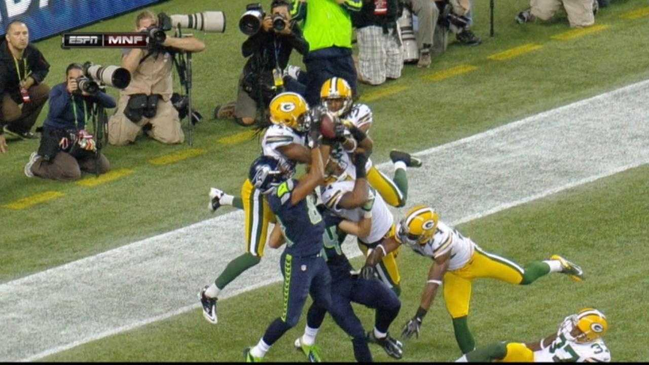 SRG - Packers Seahawks controversial end